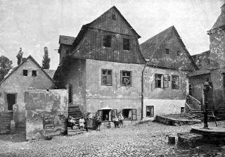 Studniční náměstí 1933