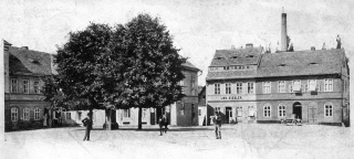 Václavské náměstí 1898