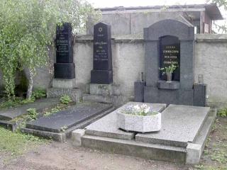 Zbytky židovského hřbitova
